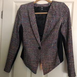 Mossimo tweed type of jacket